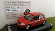 RENAULT  MEGANE 2003 rge 1/43 SOLIDO 1579 203716-00 voiture miniature collection
