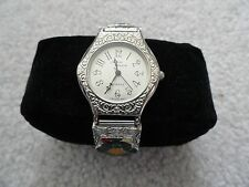 Jacques Couture Quartz Ladies Watch with a Nice Band
