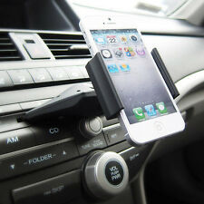 1 Universal CD DE COCHE RANURA SOPORTE BASE para móviles Inteligente Teléfono