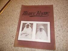 1919.Maroc revue N°1.Ferrussac