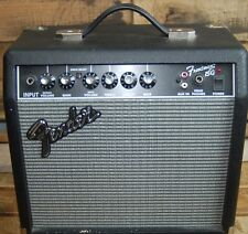 Fender Frontman 15G Combo Guitar 15W Amp Amplifier - Parts or Repair #1856