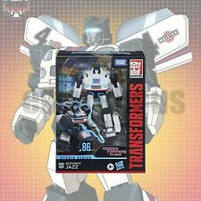 Transformers Movie Studio Series Deluxe Class Jazz 1986 Movie 86-01 *IN HAND*