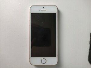 Apple iPhone SE - 16 Go - Or Rose (Désimlocké)