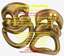 Dramatic Readings Vol.One - Multi Media Audio & Pdf