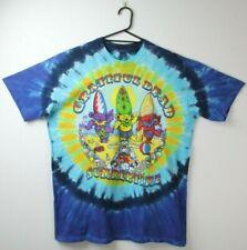 GRATEFUL DEAD T Shirt Sz L Mens Tie Dye Summertime Vintage 2001 GDP Jerry VTG