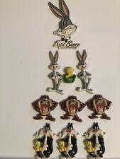 Vintage 1997 Warner Broa Asst Magnets