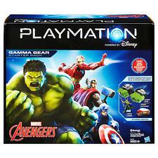 Playmation Marvel Avengers Starter Pack Gamma Gear Hulk Hands Loki - Fun Game!