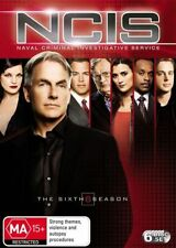 NCIS : Season 6 (DVD, 2010, 6-Disc Set)