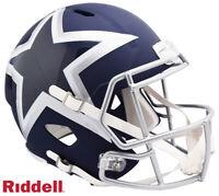 Dallas Cowboys Full Size AMP Speed Replica Helmet New In Box 10111