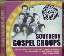 SOUTHERN GOSPEL GROUPS - VARIOUS ARTISTS - CD - NEW