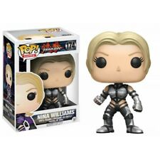 Nina Williams Tekken Limited Edition Funko Pop Vinyl Figure