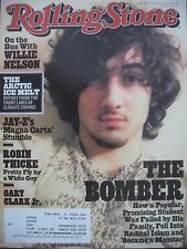 ROLLING STONE MAGAZINE AUGUST 1 2013 THE BOMBER  JAY-Z  ROBIN THICKE & MUCH MORE