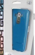 Body Glove LG G4 Ultra Thin Satin Case Cover Cyan Blue, 9519401