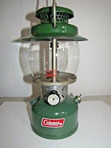 5/1973 Coleman 237A Kerosene Lantern-Excellent/Tested/Working