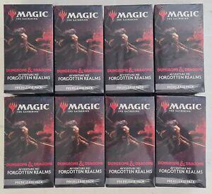 MAGIC - AVVENTURE NEI FORGOTTEN REALMS - 8 Prerelease Pack (48 buste) - italiano