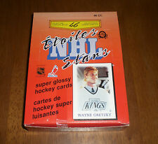 1988-89 OPC HOCKEY MINI STAR CARDS UNOPENED WAX BOX