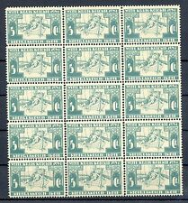 NED INDIE # 173 (15 x) KW € 375   ** MNH PF  MOST  VF @3 (KEY VALUE)