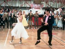 JOHN TRAVOLTA & OLIVIA NEWTON-JOHN GREASE 1978 MOVIE 8X10 GLOSSY PHOTO DANCE