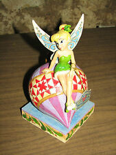 "Tinkerbell ""Having a Ball"" (Jim Shore Enesco Disney #4027923) BRAND NEW!"