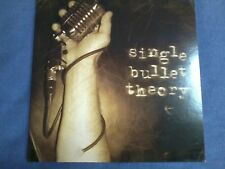 SINGLE BULLET THEORY - Self Titled CD EP / NU Metal