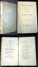 1821 BYRON MARINO FALIERO DOGE OF VENICE & PROPHECY OF DANTE