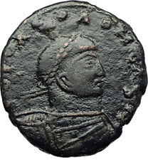 CELTIC Barbarous style of ANCIENT Roman Coin of CONSTANTINE I the GREAT i71107