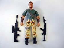 GI JOE AMBUSH Action Figure Desert Patrol Squad TRU COMPLETE 3 3/4 C9 v3 2004