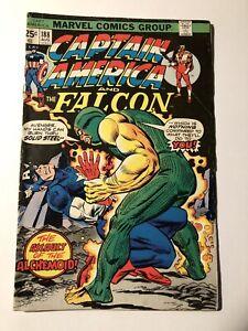 MARVEL COMICS CAPTAIN AMERICA #188 Falcon