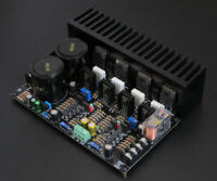 DIY Split-level HIFI-free Kenken-to-pipe fever amplifier board with high power