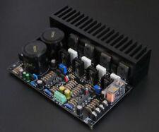 DIY Split-level HIFI-free Kenken-to-pipe fever amplifier board with high power