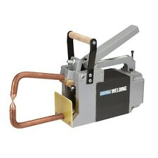 240 Volt 16 AMP Portable Spot Welder Ideal for countries that use 220-240 volts!