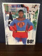 Bo Jackson Cover BECKETT FOOTBALL CARD MONTHLY #10 January 1991