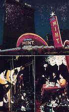 Del Webbs Mint Hotel Casino Las Vegas Nevada Retro Postcard