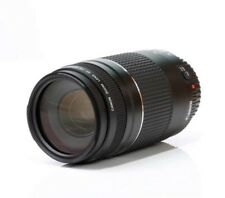 Canon EF 75-300mm f/4-5.6 III USM Lens Telephoto Zoom for DSLR Camera Black SALE