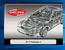 Autocom Delphi 2015 3 r3 entièrement Logiciel DVD ou téléchargement + Illimité logiciel