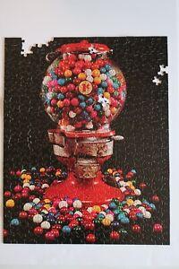 The E.B Throckbottom Memorial • Springbok • Gumball Machine Jigsaw Puzzle