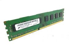 Micron MT16JTF51264AZ-1G4M1 4GB PC3-10600 DDR3-1333 240-Pin Desktop RAM