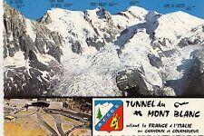 BF14510 chamonix mont blanc le tunnel sous le mont blanc france front/back image