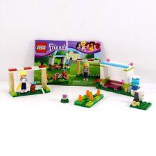 LEGO Friends 2014 Stephanie's Soccer Practice Set 41011 Complete No Box