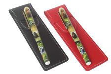 More details for english irish gordon setter dog pen red or black pen case perfect gift