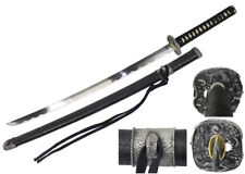 "NEW RYUJIN 41"" 1045 Hand Forge Japanese Samurai Sword Dragon Scale Saya Ninja"
