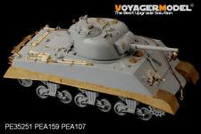 PE per la Seconda Guerra Mondiale Usmc M4A2 MID TANK LATE versione PTO, 35251, Voyagermodel