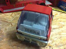 TONKA 60's GAS-TURBINE FULL SIZE RED FIRE LADDER SEMI TRUCK STARTER PROJECT*