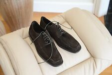 Calvin Klein Suede Men Shoes - Size 7.5 - Brand New