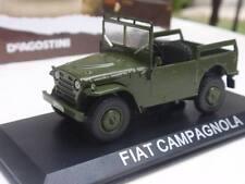 1/43 Romanian Fiat Campagnola Jeep DeAgostini Athens Greece