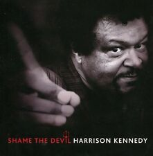 HARRISON KENNEDY - SHAME THE DEVIL - 14 TITRES - 2011 - NEUF NEW NEU