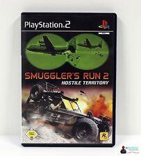 ★ Playstation PS2 Spiel - SMUGGLERS RUN 2: Hostile Territory - Komplett in OVP ★