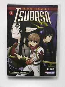 Tsubasa - A Tragic Illusion (DVD, Episode 32-36) - G1004
