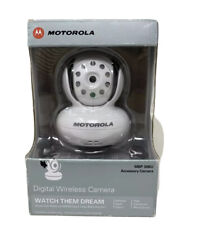 New listing Motorola Digital Wireless Camera Mbp36Bu Works With Baby Video Monitor Nib New