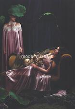 AMORALLE Spring 2017 Luxury Lingerie Hosiery Sleepwear LOOKBOOK CATALOG HTF! OOP